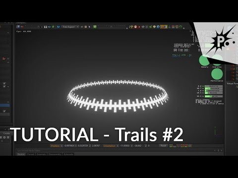 PopcornFX - Tutorial - Trails Part2