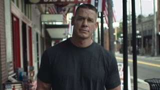 We Are America ft. John Cena | Love Has No Labels | Ad Council(To love America is to love all Americans. John Cena takes a break between dropping body slams to drop some truth – that patriotism is more than pride of ..., 2016-07-04T12:07:13.000Z)