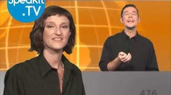 FRANZÖSISCH - ganz einfach! | 16. Telefongespräche | Speakit.tv (52003-16)