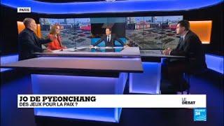 JO de Pyeonchang: des jeux pour la paix ?
