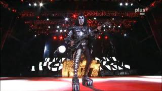 KISS - Let Me Go. Rock 'N' Roll - Rock Am Ring 2010 - Sonic Boom Over Europe Tour.mp4