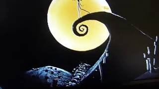 Jack's Lament from Tim Burton's The Nightmare Before Christmas
