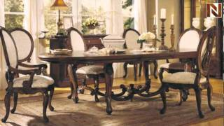 Renaissance Dining Table - American Drew, Jessica Mcclintock Collection 722-770r
