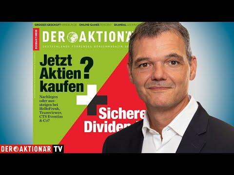 DER AKTIONÄR Nr. 16/20: Jetzt Aktien Kaufen + Sichere Dividende