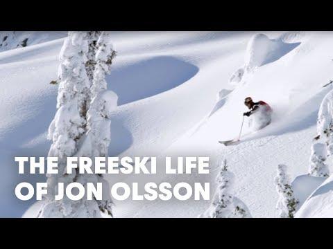 The Freeski life of Jon Olsson - Why I
