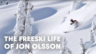 The Freeski life of Jon Olsson - Why I