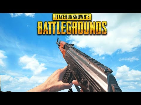 Playerunknown's Battlegrounds Gun Sounds of All Weapons [EARLY ACCESS]