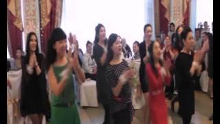 Свадьба Азамат-Молдир