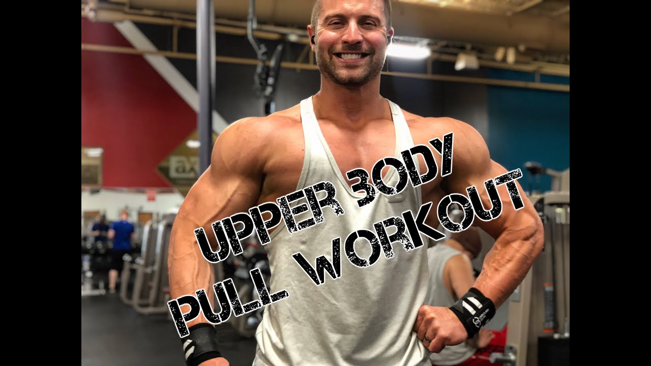 Blow Up Your Back | Upper Body Pull Workout