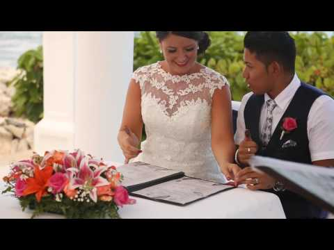 The Best Gran Bahia Sophie & Bobby wedding 2016 Mexico
