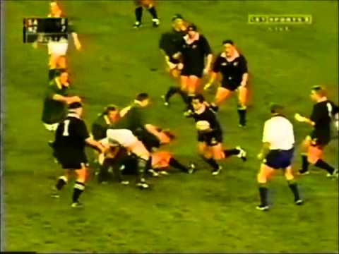 Unbelievable passage of play Tri-Nations 98