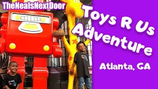 The Toys R Us Adventure Atlanta, Ga