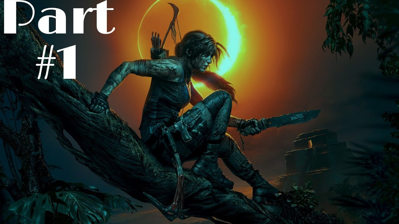Shadow of the Tomb Raider Game | PS4 - PlayStation