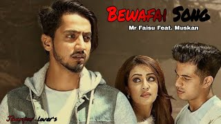 Bewafai Song | Mr Faisu & Muskan S | Bachpan Me Jise Chand Suna Tha | Sad Song | Jaunpur lovers