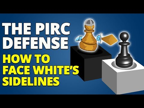 The Pirc Defense: How To Face White's Sidelines 👊 GM Damian Lemos (Deep Dive)