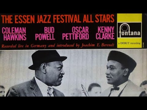 Coleman Hawkins / Bud Powell - All the Things You Are