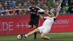 Sparhandy Cup 2014   Promi Spiel in voller Länge   VIP Fussball   Schwalbe Arena