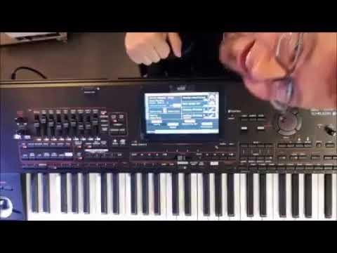 Korg PA4X Keyboard Tipp: MP3 Aufnehmen Und Abspielen