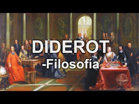 Diderot - Filosofía - Educatina