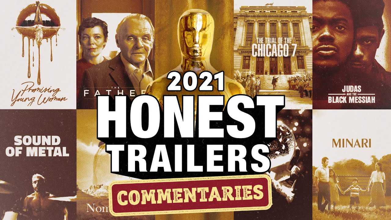 Honest Trailers Commentary   The Oscars