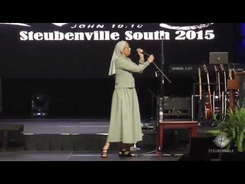 Sister Miriam Heidland, SOLT - No Man is an Island - 2015 Steubenville South