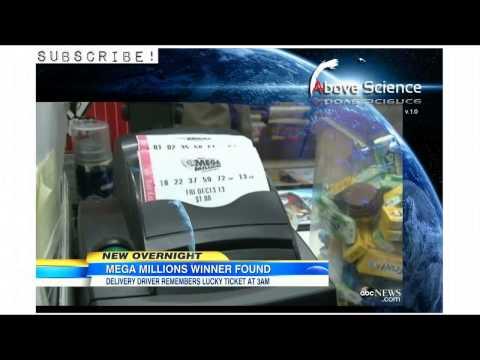 $648 Million Mega Millions Lottery Winner Comes Forward
