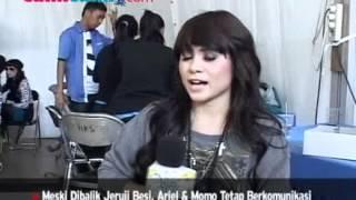 Momo Tetap Lancar Berkomunikasi Dengan Ariel Walau Didalam Sel Tahanan Mp3