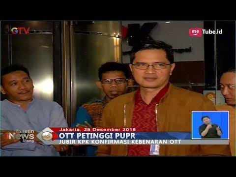 Febri Diansyah Membenarkan Pejabat PUPR Terjaring OTT KPK - BIS 29/12