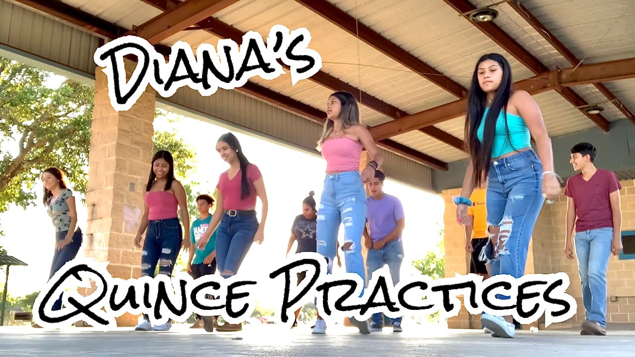 Diana's Quince Practices | @mpchoreography_
