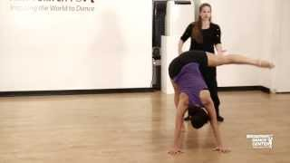 vuclip BDCMoves: Contemporary Floorwork with Tracie Stanfield