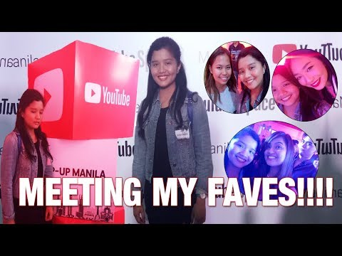 YouTube Pop Up Space Manila (It feels SURREAL!)