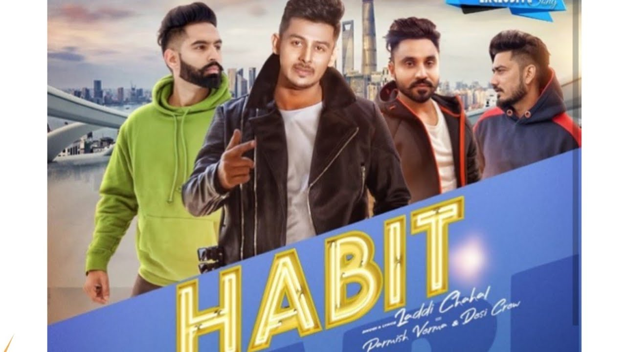 Habit Laddi Chahal Song Whatsapp Status Punjabi