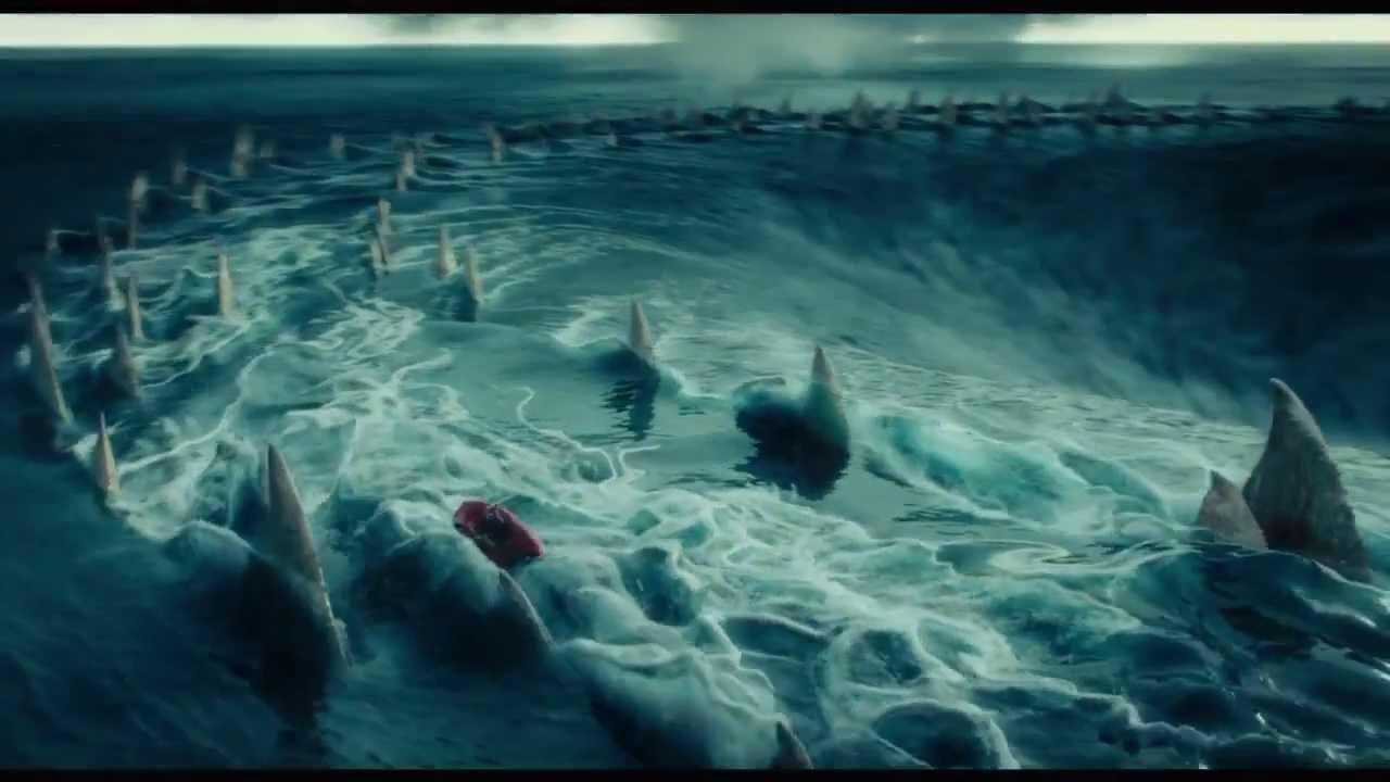 Percy Jackson y el Mar de los Monstruos - Trailer 2