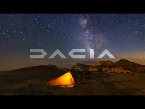 Nouvelle histoire. Nouvelle couleur. Nouveau logo... et toujours Dacia!