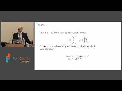 Keynote: Thomas Sargent - Economic Models