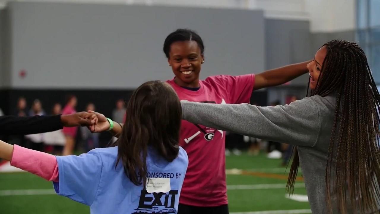 Keturah Orji : SEC Boyd McWhorter Award | UGA Student-Athlete Honors Banquet 2018