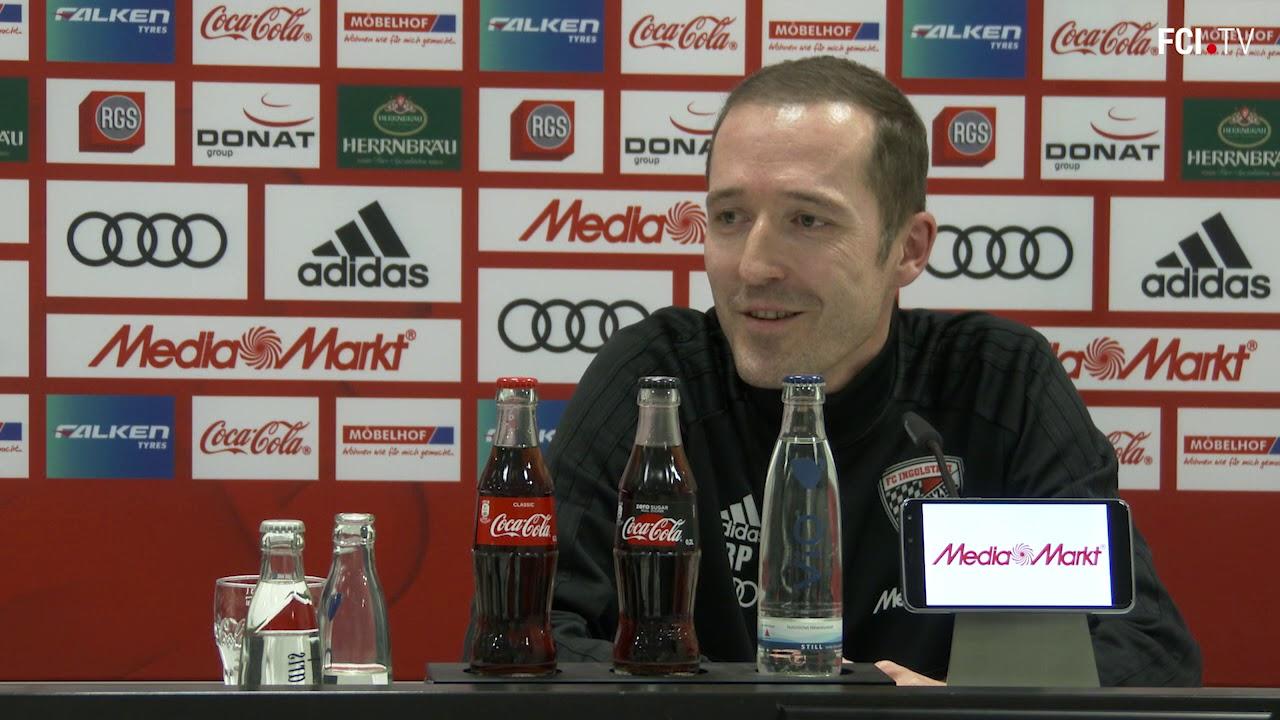 FCI.TV: Die Pressekonferenz vor dem Spiel gegen den HSV