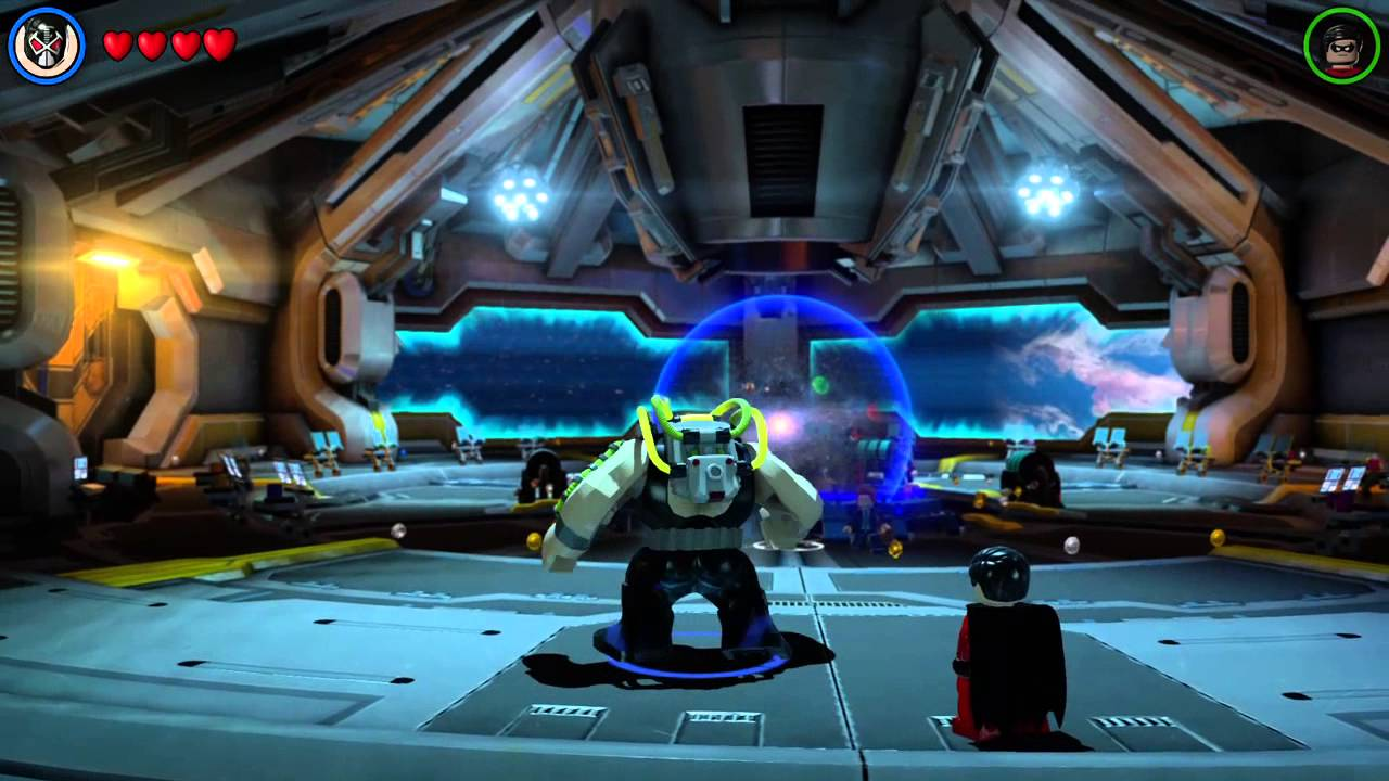 LEGO Batman 3: Beyond Gotham - Bane transformation - YouTube