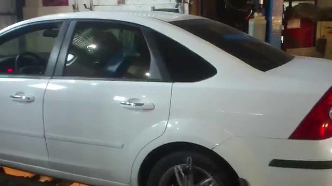 форд мондео 1 универсал возможно ли отрегулировать схождение задних колес