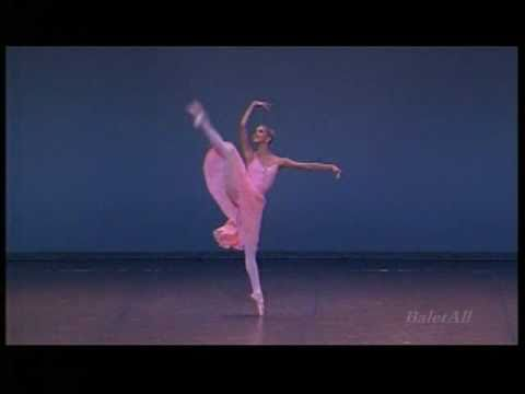 2007 Mariinsky Ballet Tchaikovsky Classic PDD Alina Somova Variation And Coda Japan Tour