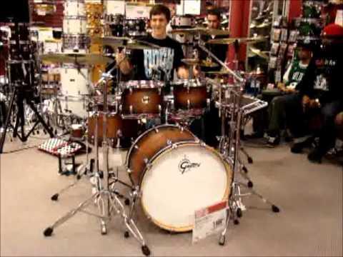 guitar center drum off 2012 winner rochester ny youtube. Black Bedroom Furniture Sets. Home Design Ideas