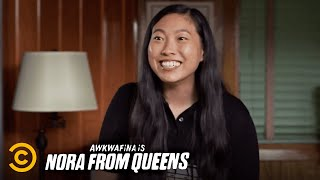 """No One Can Sell the """"Chinese Death Trap - Awkwafina is Nora from Queens"""