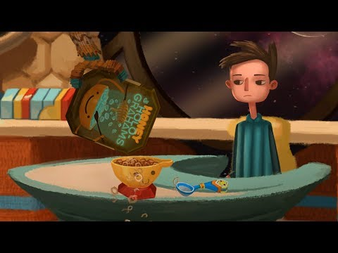Broken Age: Act 1 - Shay Volta - Part 4