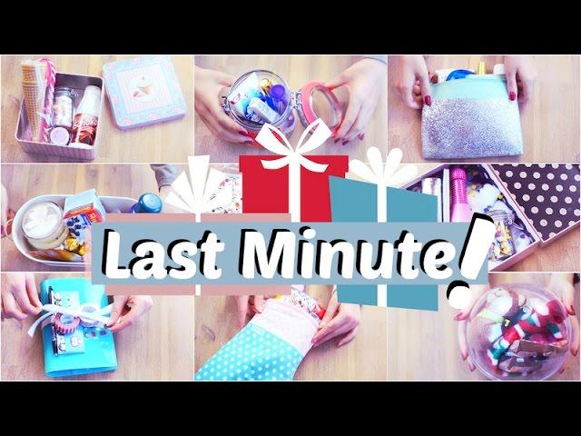 LAST MINUTE Geschenkideen - 10 Geschenkboxen /sets   ViktoriaSarina