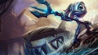League of Legends|SK gameplay Fizz