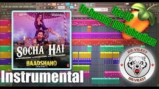 Socha Hai (Instrumental) | Baadshaho | Tanishk Bagchi | Jubin Nautiyal, Neeti Mohan | Dr.Vilest