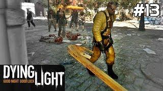 Dying Light Gameplay PC PL / FULL DLC [#13] ZŁOTY ŁOM za $10000 /z Skie