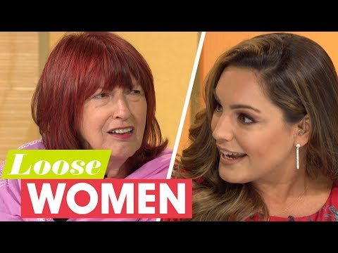 Janet is Not Impressed With Kelly's Claim of a Psychic Being Correct | Loose Women