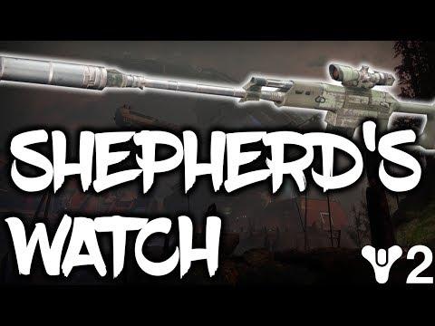 Destiny 2: SHEPHERD'S WATCH REVIEW!