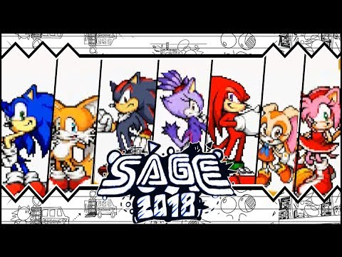 SAGE 2018: Sonic Advance Revamped - Full Demo Playthrough